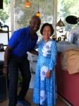 Jocelyn Liu.Jerry Rice Aug. 2012