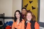 SnK Halloween Laura.Ricky.Johanna. 10.30.11